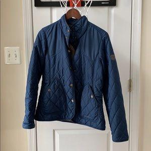 Eddie Bauer jacket.
